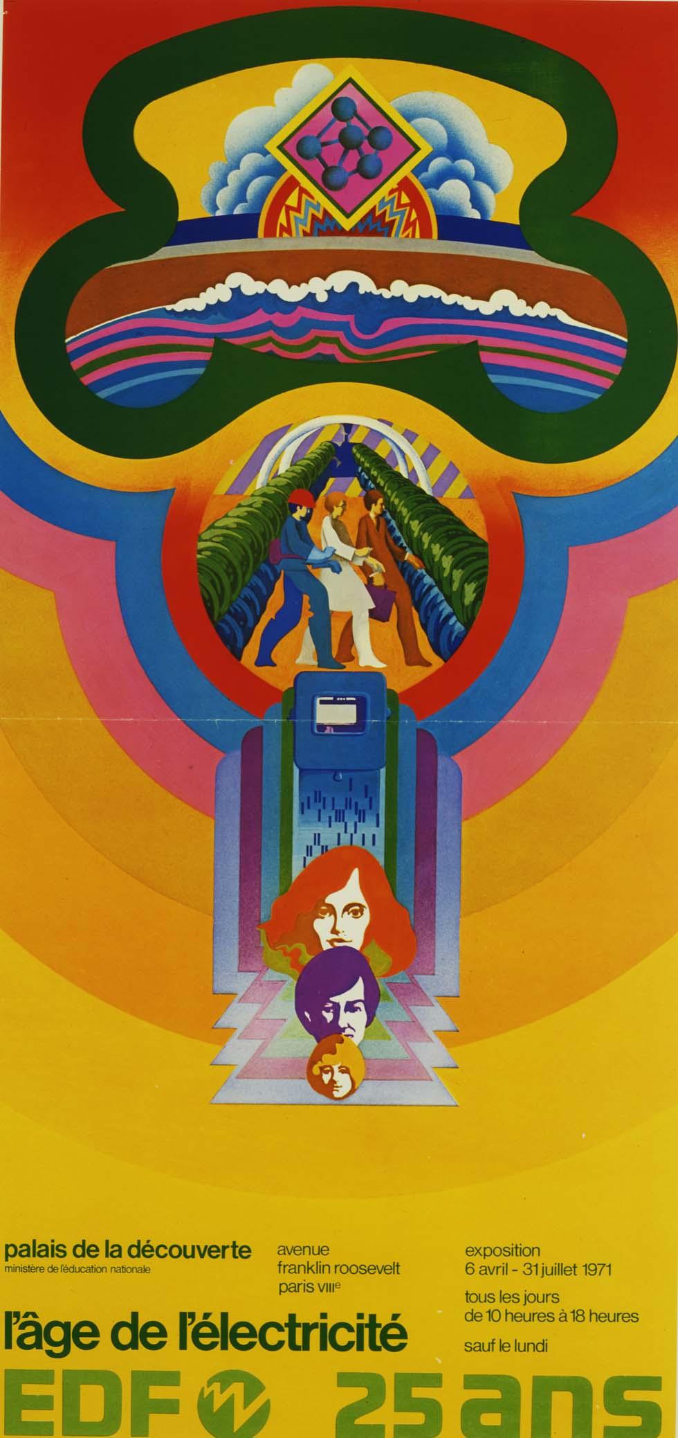 1971 : L'Age de l'électricité(ouverture du diaporama)