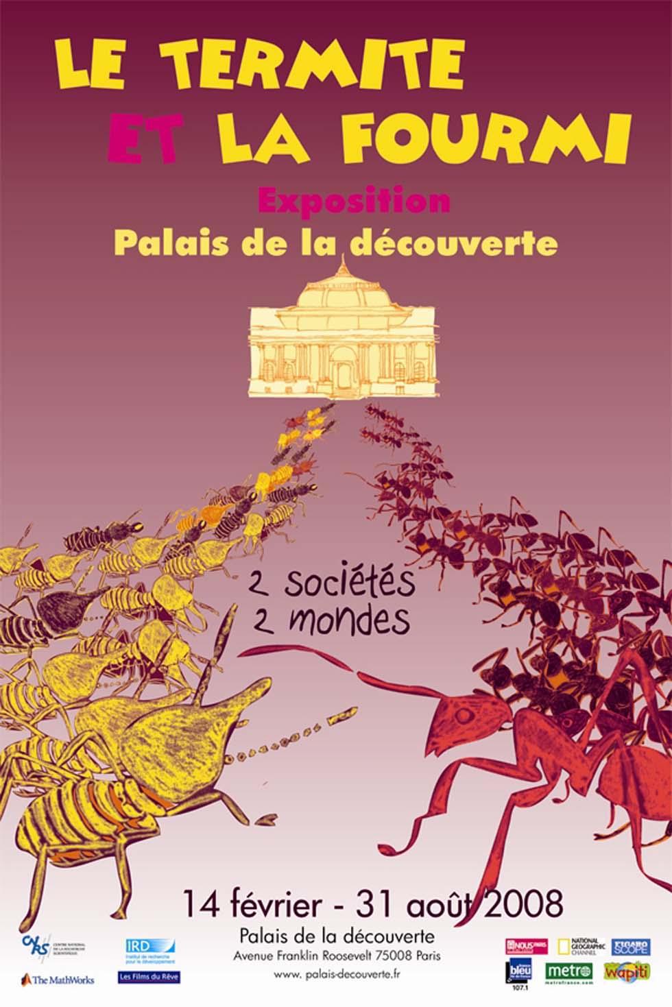 2008 : Le Termite et la fourmi, deux sociétés, deux mondes(ouverture du diaporama)