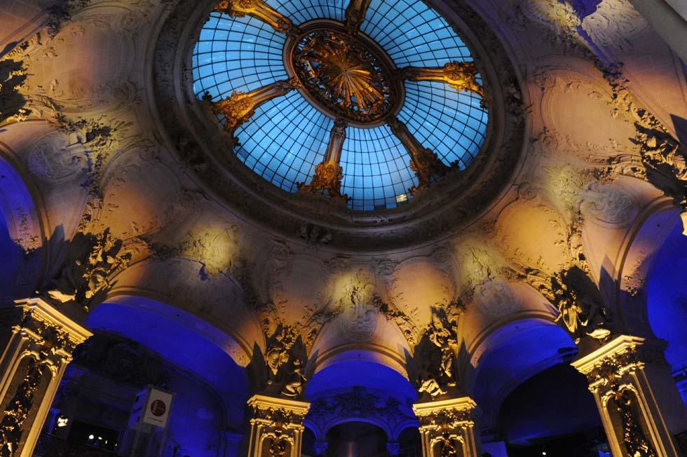 2012 - Coupole et verrière du hall d'Antin(ouverture du diaporama)