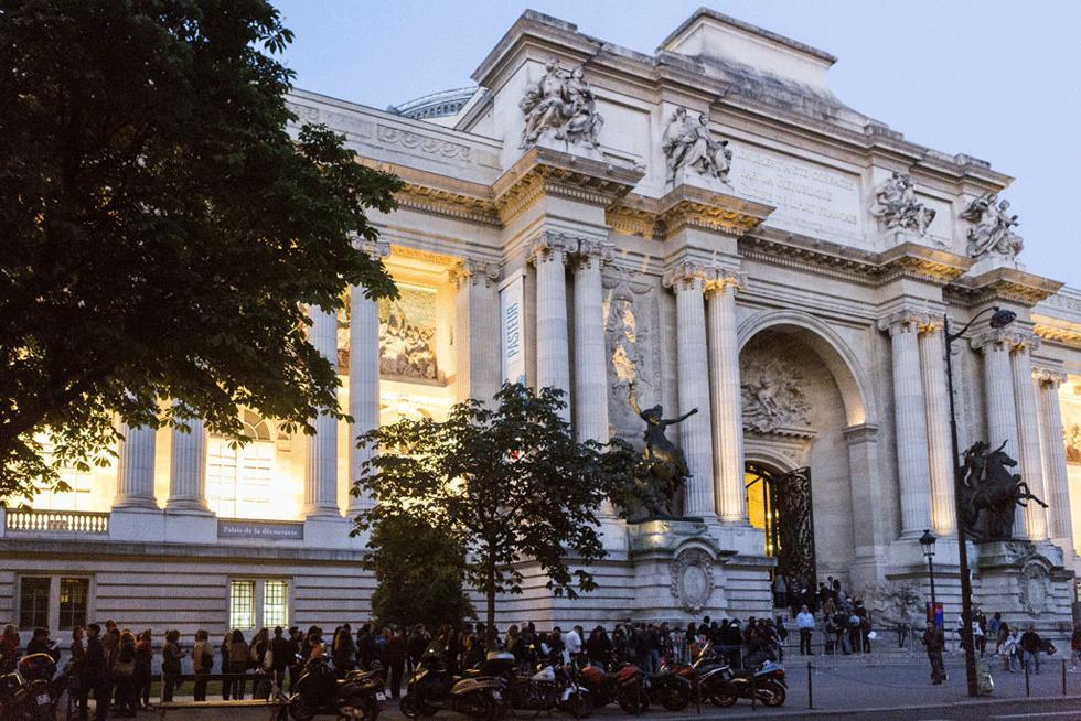 2018 - Nuit des musées(ouverture du diaporama)