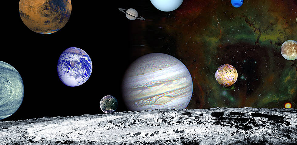 Populaire Histoire du système solaire - Histoire de l'univers et du système  EY41